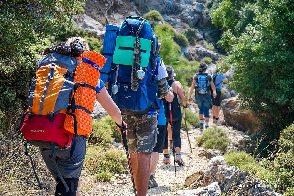 Trekking-Hiking -Natura Walking Lycian Way